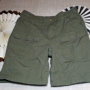 Cabela's Cargo Pocket Shorts size 33